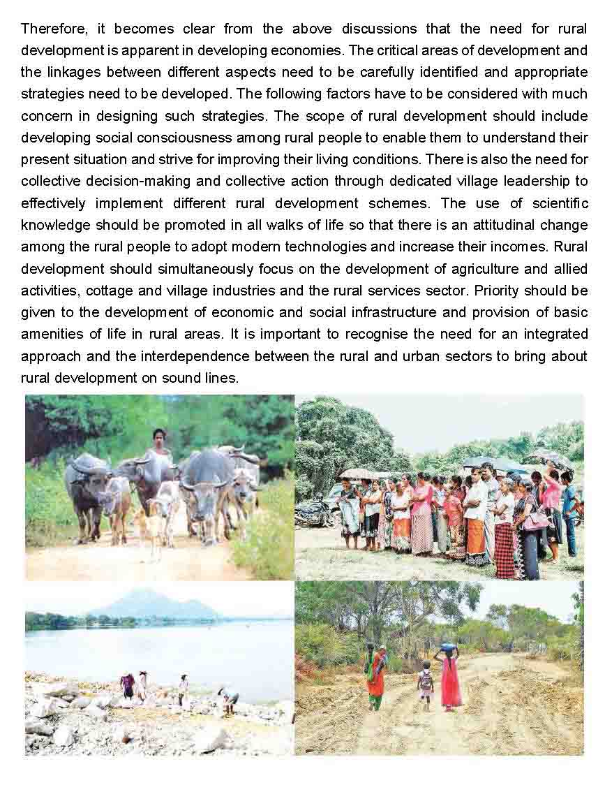 Rural development Page 6